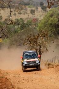 A terceira etapa do Rally dos Sertões segue destino a Aruanã, ainda em Goiás (Vinicius Branca/Fotop)