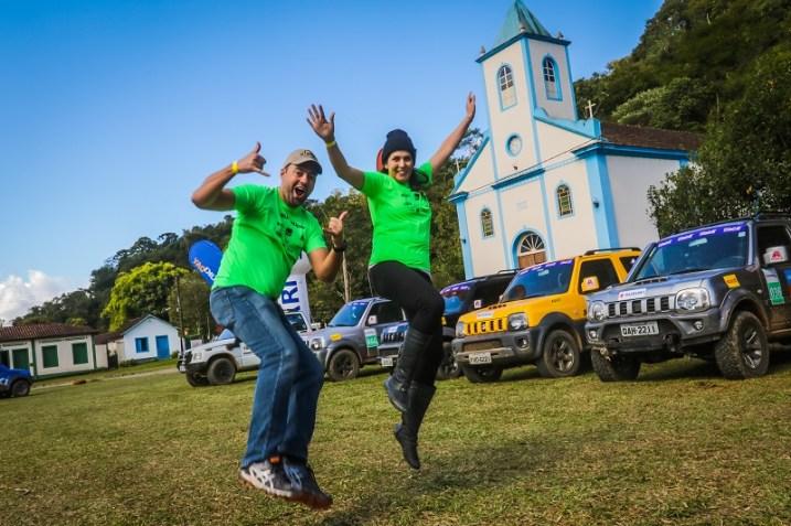 Evento reúne amigos e famílias. Foto: Cadu Rolim/Fotovelocidade