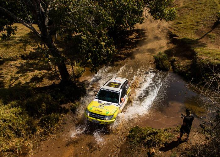 Equipe Zenz Rally Team (Marcelo Maragni/Fotop)