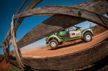 Restam apenas 420 quilômetros para o encerramento do Rally dos Sertões 2017 (Gustavo Epifanio/Fotop)