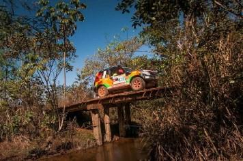 O Rally dos Sertões termina neste sábado, 26, em Bonito, MS (Gustavo Epifanio/Fotop)