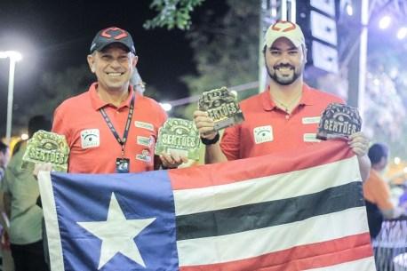 Dupla leva para o Maranhão: troféus pelo 5o na Production T2 e o 3o na TR4 (Raillen Martins/Agência Pipa)