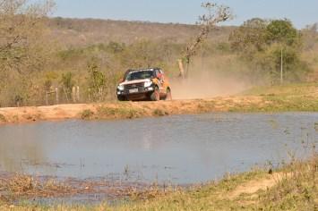 A chegada do maior rali do Brasil foi em Bonito, MS (Michael Oliveira/Tulipa Rally)