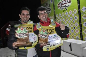 Anderson e Andre - Campeões Graduado Carros. Foto: Savastano