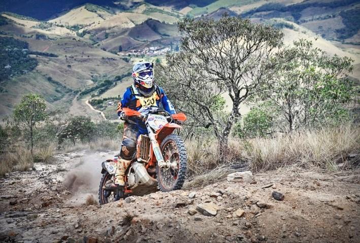 Breno A. Rezende - Campeão Senior. Foto: Savastano