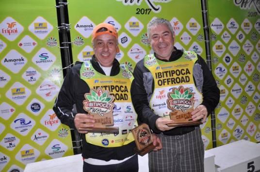 Campeão Master Wander Filho e Wagner de Paula (Crédito Angelo Savastano Photo Sports)
