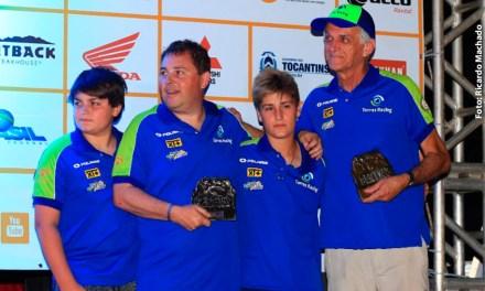 Não basta ser pai, tem que acreditar: como os filhos ajudaram Leandro Torres, campeão do Dakar, a vencer batalha de 60 dias no hospital