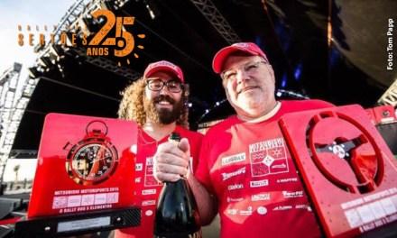 Rally dos Sertões: Otávio Enz e Allan Enz enfrentarão pelo segundo ano a maior competição do país