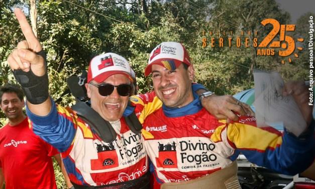 Ex-campeões mundiais e do Rally dos Sertões, Varela e Gugelmin preparados para vencer novamente