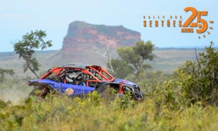 Hexacampeões Edu Piano e Solon Mendes confirmados para o 25º Rally dos Sertões