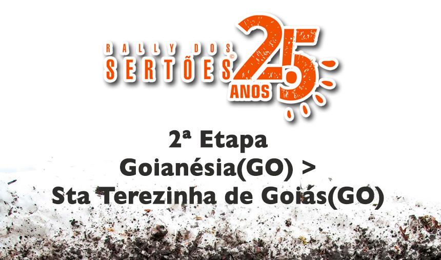 25º Rally dos Sertões – 2º dia