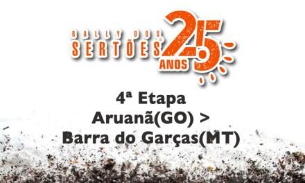 25º Rally dos Sertões – 4º dia