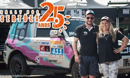 Duplas da FD Rally Team, campeãs do Rally dos Sertões, são homenageadas pela Mitsubishi Motors