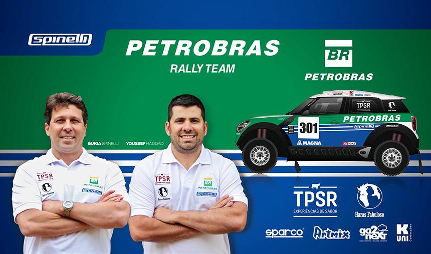 """""""Difícil, mas muito prazeroso"""": Petrobras Rally Team analisa roteiro do Rally dos Sertões – 25 anos"""