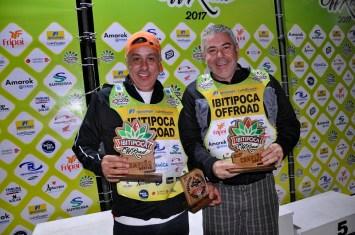 Wander e Wagner - Campeões Master Carros. Foto: Savastano