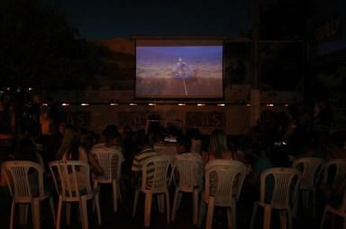 Sessões de cinema (S.A.S.Brasil/Vipcomm)
