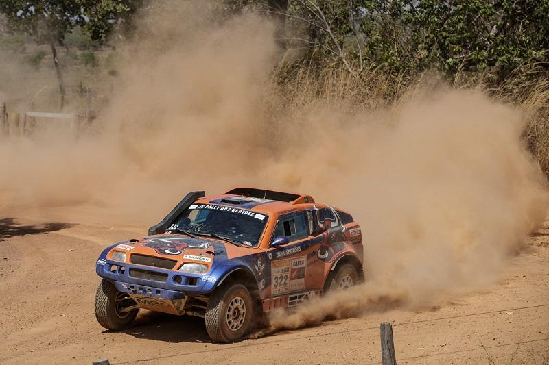 Após o Rally dos Sertões, Terpins abriu 18 pontos no Campeonato Brasileiro (Sanderson Pereira/ PhotoEsporte)
