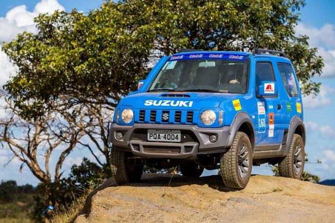 Suzuki Off-Road será em Campos do Jordão. Foto: Tom Papp / Suzuki