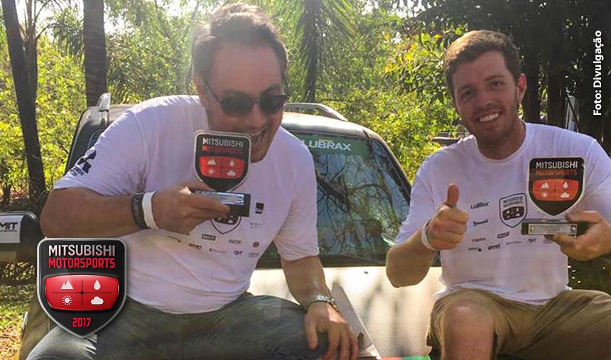 Trancos e Barrancos conquista pódio na etapa da Mitsubishi Motorsports em São José do Rio Preto