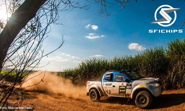 André Miranda: piloto da SFI CHIPS iniciou no rally por causa de um leilão e mira Rally dos Sertões em 2018