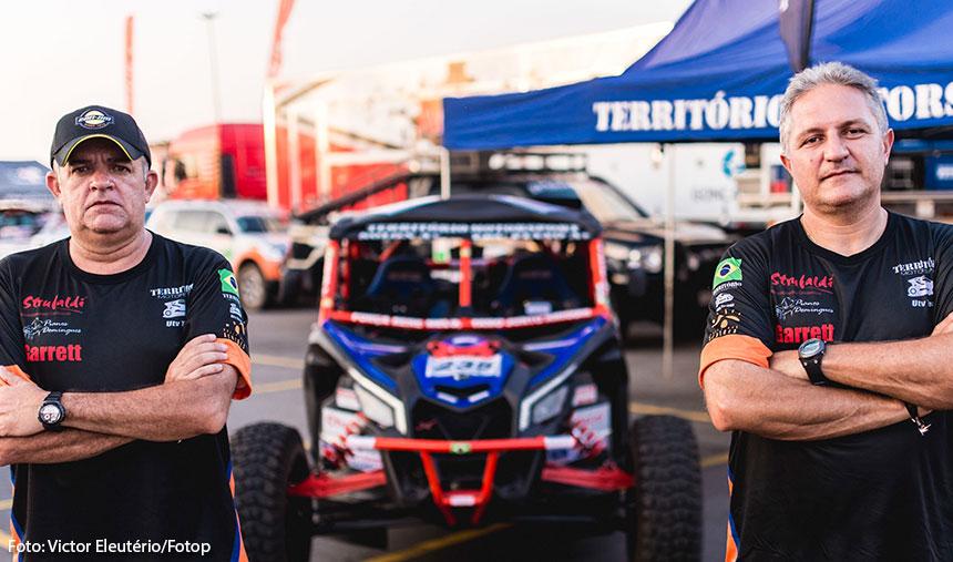 Cearense com mais títulos no Rally dos Sertões será homenageado, nesta terça (12), pela FMC