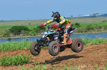 Andre Di Paolo é o campeão entre os quadriciclos (Doni Castilho/DFotos)