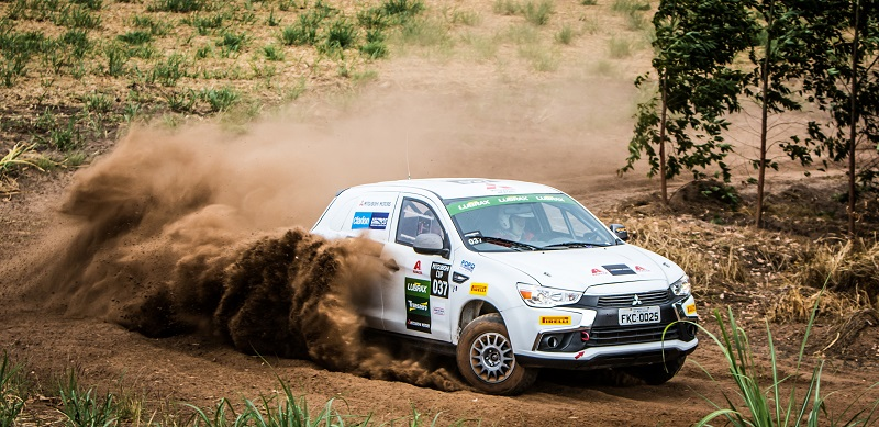 ASX RS está no grid da Mitsubishi Cup. Foto: Adriano Carrapato/Mitsubishi