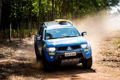 Mitsubishi Motorsports está em sua 23ª temporada. Foto: Adriano Carrapato / Mitsubishi