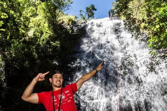 Participantes passarão por belas paisagens da Serra da Mantiqueira. Foto: Tom Papp / Mitsubishi