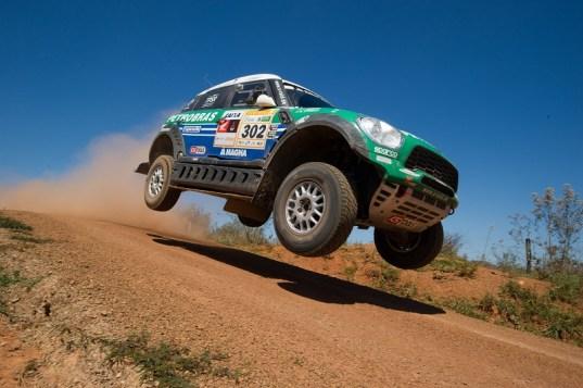 Mini All4 Racing - Rally dos Sertões 2017. Foto: Doni Castilho