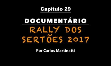 Capítulo 29 – CONFERÊNCIA DA PROVA – Documentário Rally dos Sertões 2017 por Carlos Martinatti