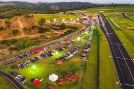 Autódromo Velo Città recebeu cinco eventos simultâneos neste sábado. Foto: Cadu Rolim / Mitsubishi