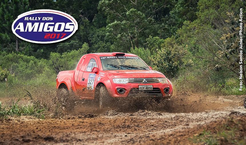Estão abertas as inscrições para o 20º Rally dos Amigos