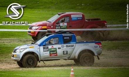Duplas da SFI CHIPS encerram rallys da Mitsubishi com tricampeonato na Cup e dois títulos no Motorsports