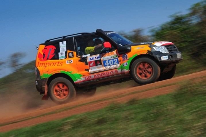 Rally Cerapió será realizado de 23 a 27 de janeiro, entre Ceará e Piauí (Doni Castilho/DFOTOS)