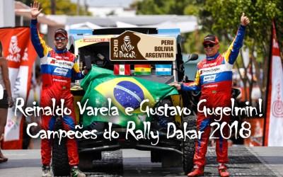 Dakar: Brasil é campeão do Rally Dakar, mais uma vez!