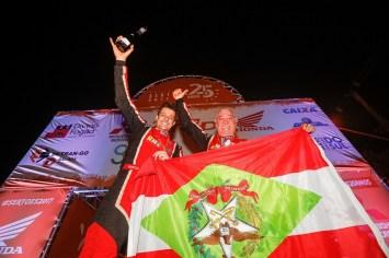 Jhonatan Ardigo e Paulo Goes - Rally dos Sertões 2017 (Crédito Magnus Torquato-Fotop)