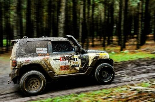 Rally Carros 4x4 (Crédito Aline Ben)