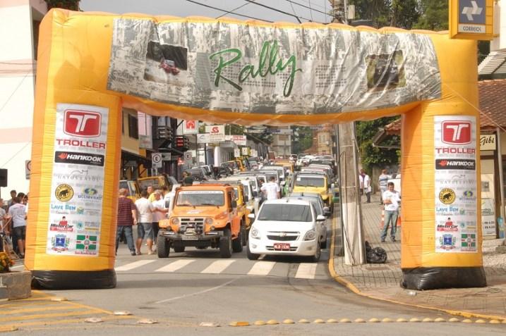 São Bento do Sul é a cidade que abre a temporada 2018 da Copa SC Racing (Divulgação)