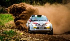 Mitsubishi Cup terá duas provas e o rallycross. Foto: Adriano Carrapato / Mitsubishi