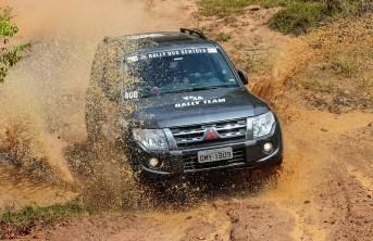 Mitsubishi dominou a prova de regularidade em 2017. Foto: Doni Castilho / FotoP