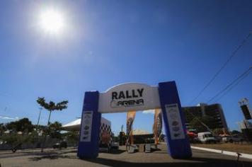 Muita aventura e adrenalina são previstos para o Rally Cueste em maio (Luciano Santos/DFotos)