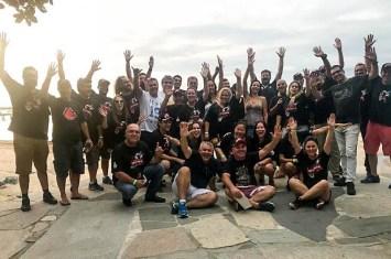 Competidores Desafio SFI CHIPS (Crédito Divulgação)