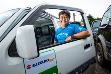 Suzuki Day: uma experiência 4x4. Foto: Ricardo Leizer / Suzuki