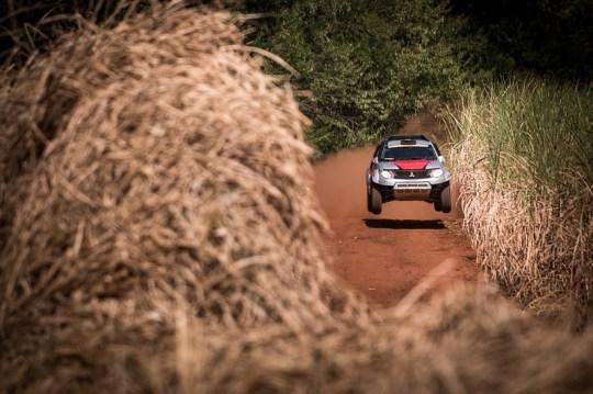 Mitsubishi Triton Sport SR teve bom desempenho. Foto: Gustavo Epifânio/DFotos