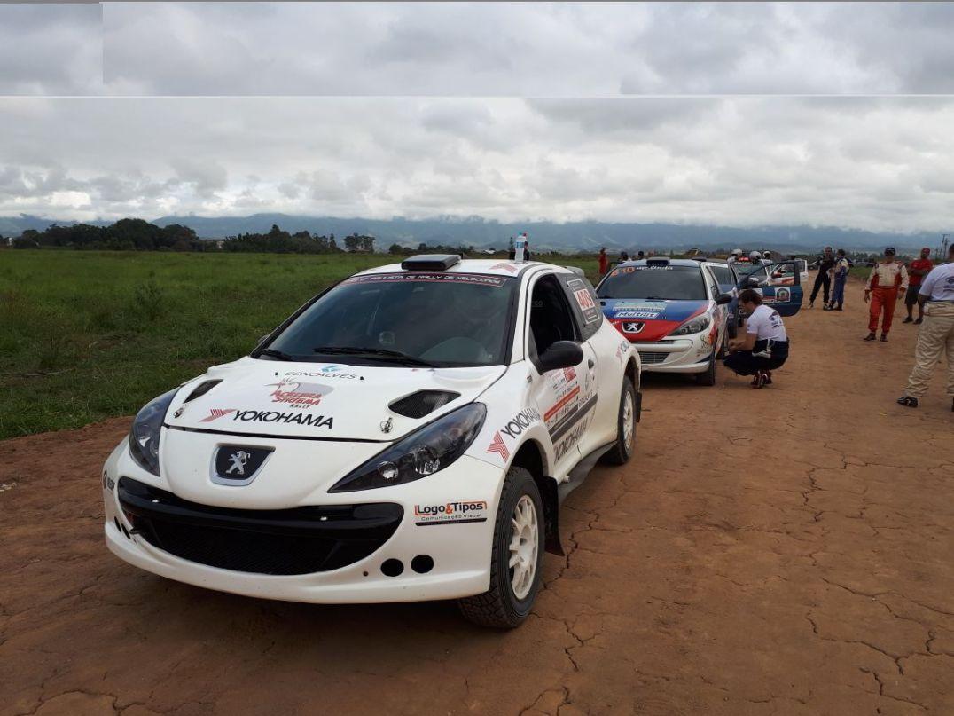 Duplas aguardando a largada da Especial, em Tremembé (SP). Foto: Divulgação