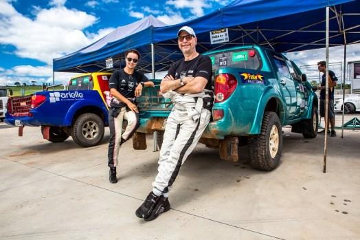 Competidores precisarão manter a concentração. Foto: Ricardo Leizer/Mitsubishi