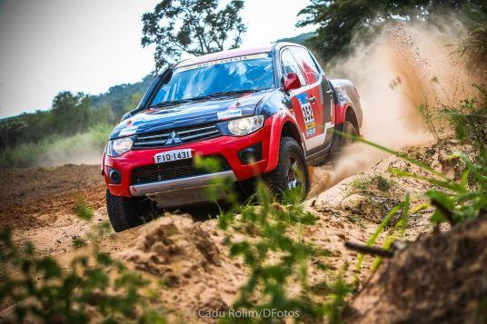 Paulo Goes e Gustavo Schmidt Rally Cuesta (Crédito Cadu Rolim-DFotos)