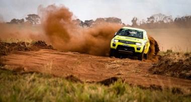 Rali de velocidade cross-country está em sua 19ª temporada. Foto: Tom Papp / Mitsubishi