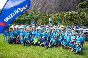 Não há restrição de idade para participar do Suzuki Day. Foto: Vinicius Ferraz/Suzuki